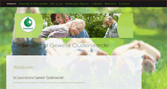 Preview of ggoudenaarde.be