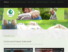 Tablet Preview of ggoudenaarde.be
